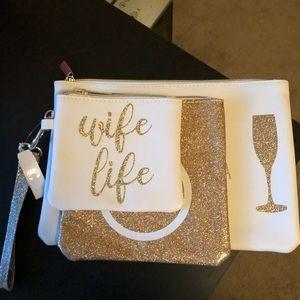 Bride Bag Set